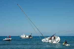 Tampa Bay, Clearwater beach, Sarasota Boat Accident