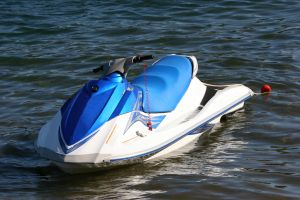 Tampa Bay, Clearwater beach, Sarasota Boating Accident - Jet Ski