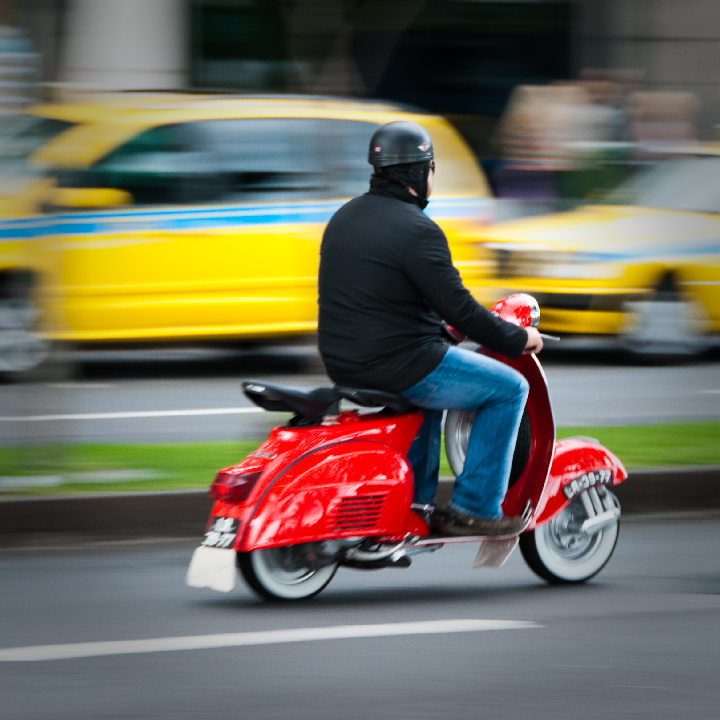 Scooter Tampa Motorcycle Attorney