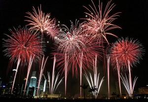 fireworks betch